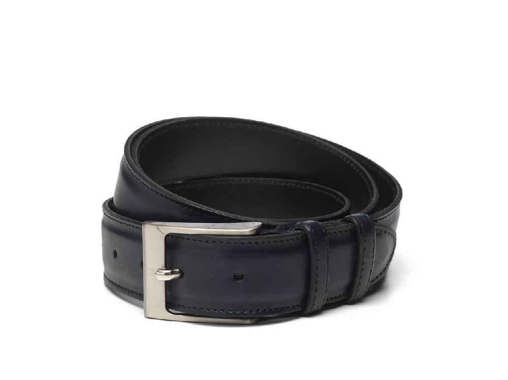 Belt Navy Calf
