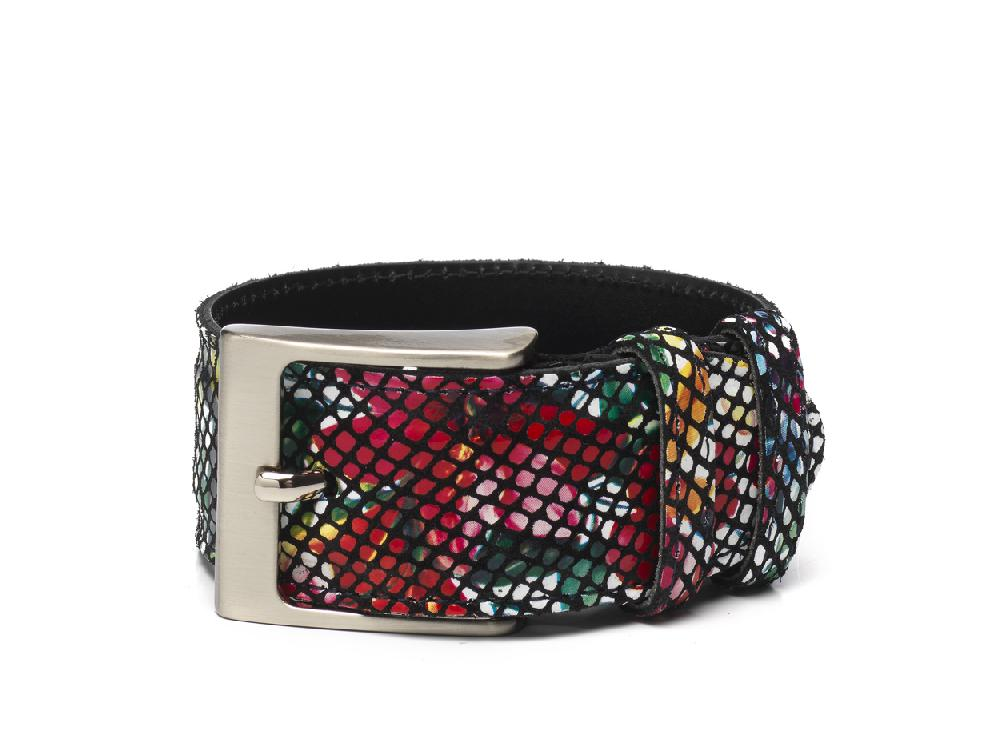 Belt Multi Color Black - Berkelmans