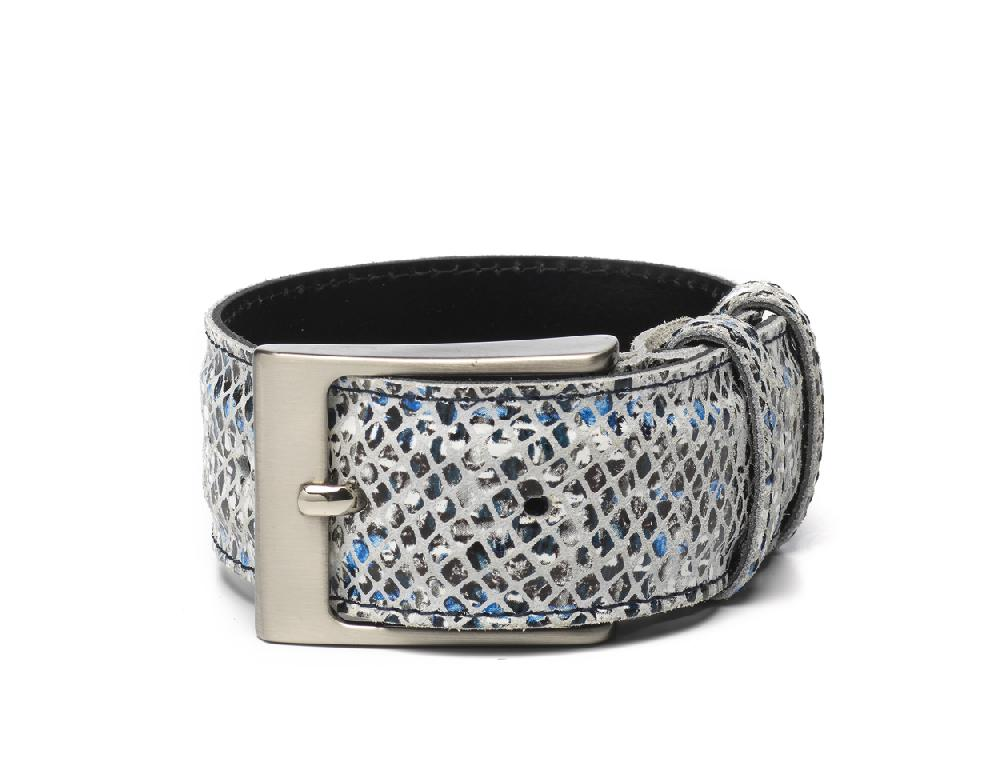 Belt Navy Black/White - Berkelmans